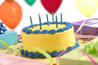 Birthday Cake-yellow-bday-cake